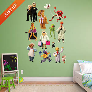 Muppets Collection Fathead Wall Decal